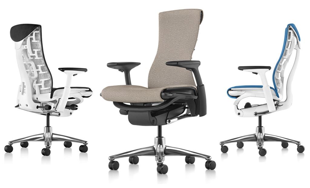sedie ufficio herman miller