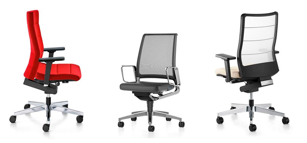 sedie ufficio interstuhl